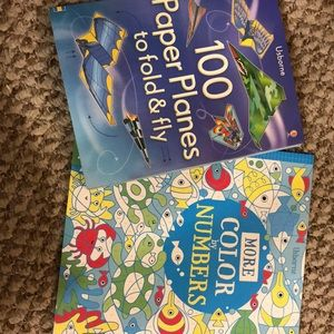 4 for $10 Fun activity books
